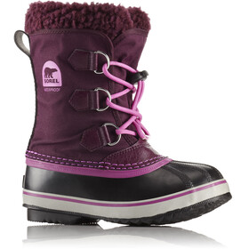Sorel Yoot Pac Nylon Boots Children purple